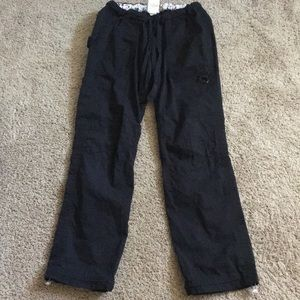koi Pants - Koi sz S Black scrub pants